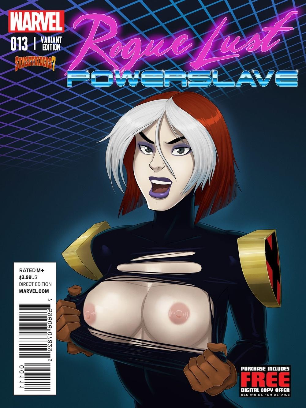 Comic xxx x men