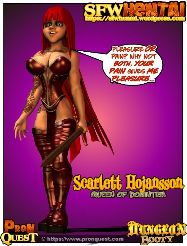 Scarlett johansson free porn fanasty art