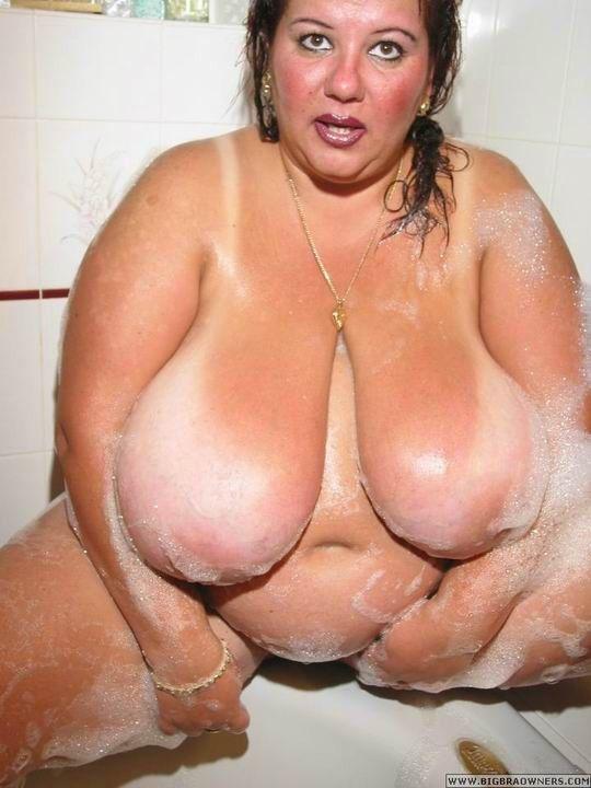 Big fat naked titties