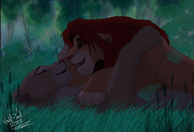 Simba lion king nala porn