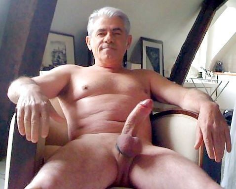 Big dick cock mature