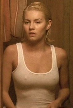 Elisha cuthbert see through nipple