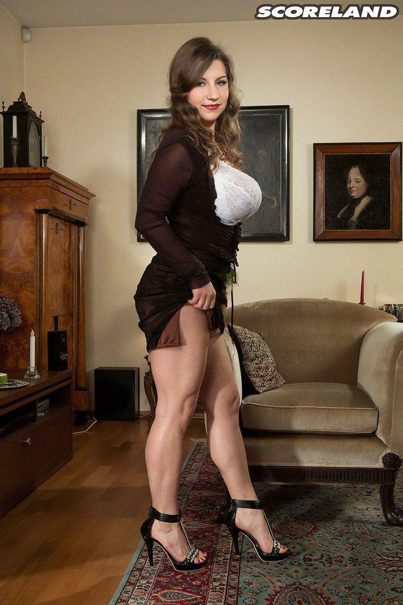 Big calves women porn