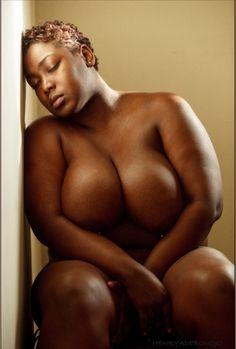 Black naked beautiful figured women