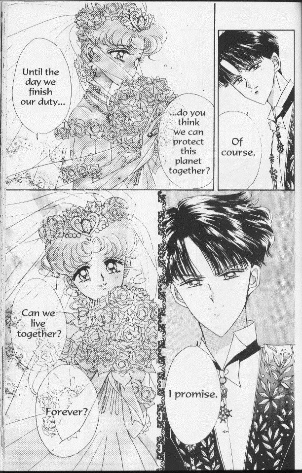 Sailor hentai doujinshi moon scan