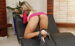China girls big booty