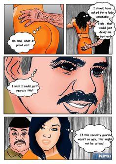 Hindi dubbed por comic
