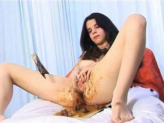Naked girls pissing hard