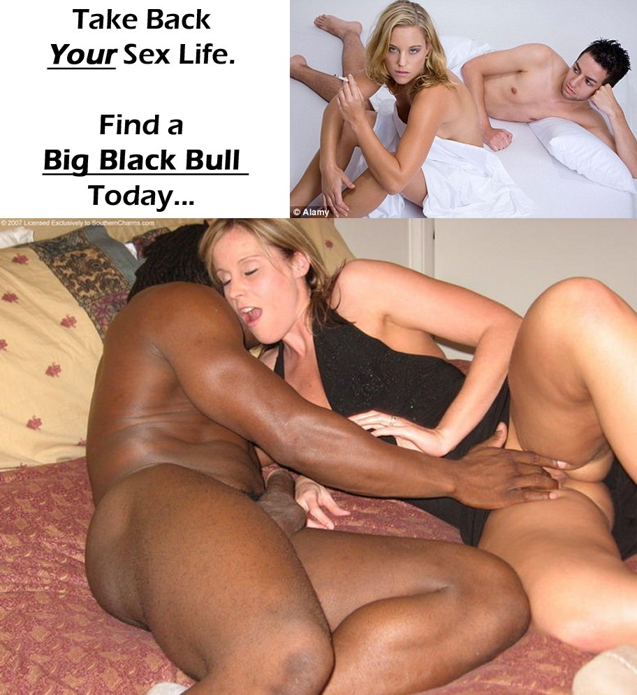 White wives interracial creampie captions