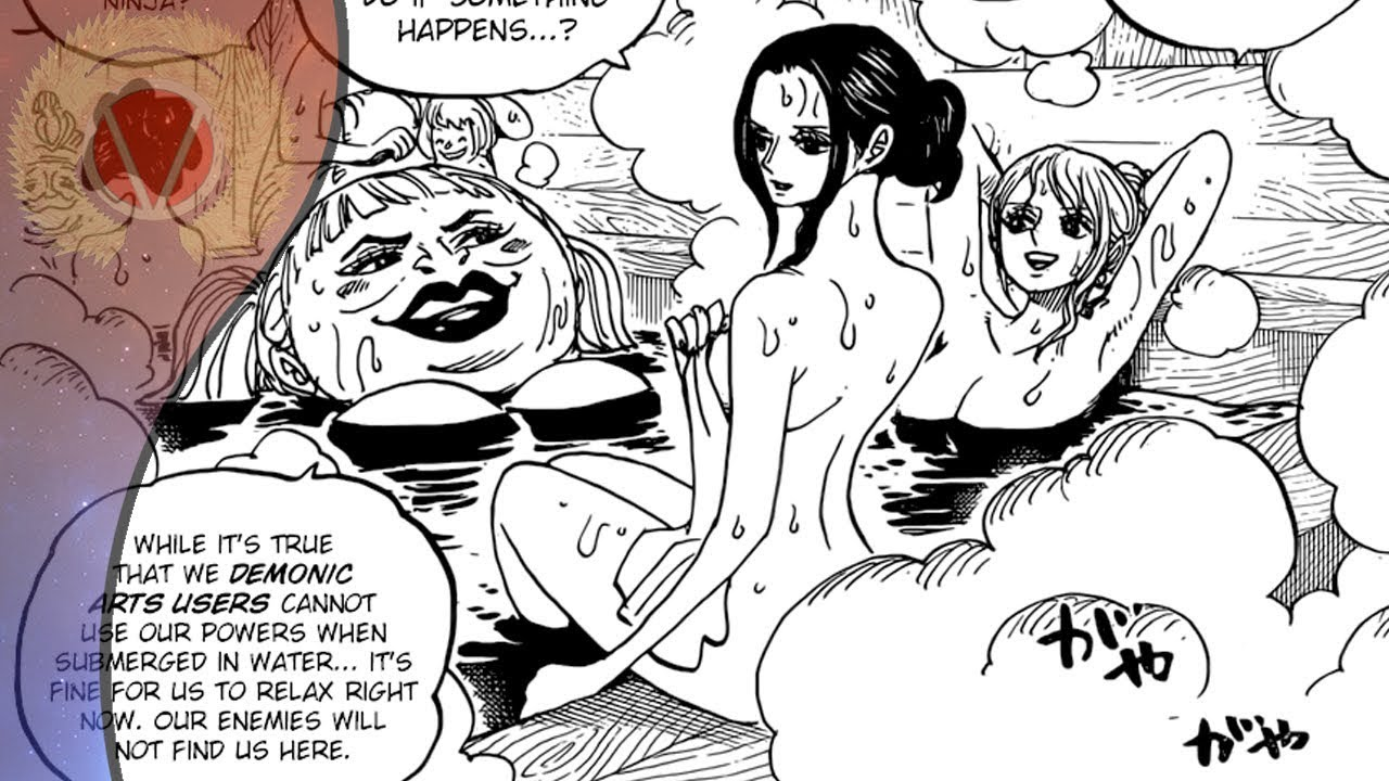 One piece sex manga
