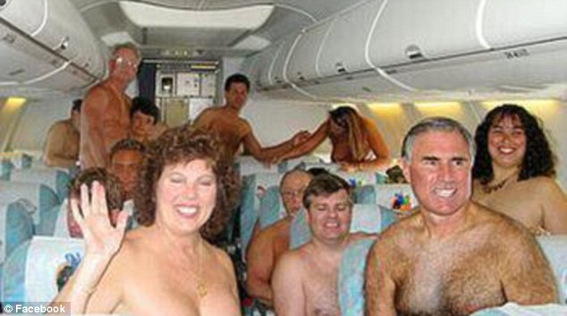 Nudist groups and photos