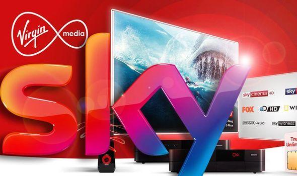 Virgin media broadband l