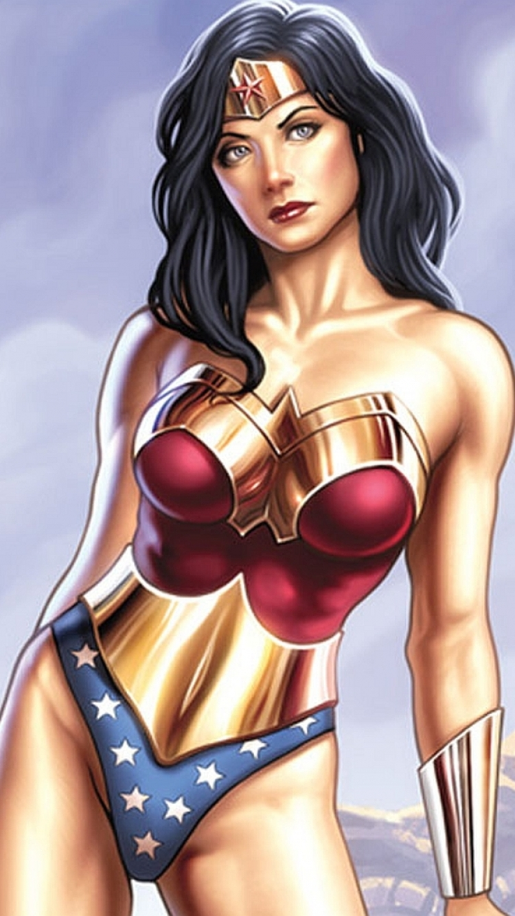 Cartoon sexy super heroes naked