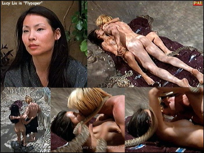Lucy liu sex photo
