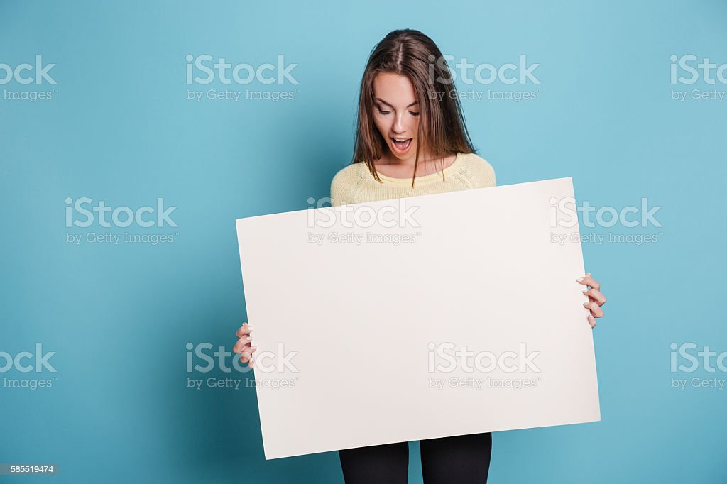 Young girl image board