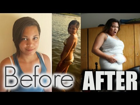 My boyfriend made me fat