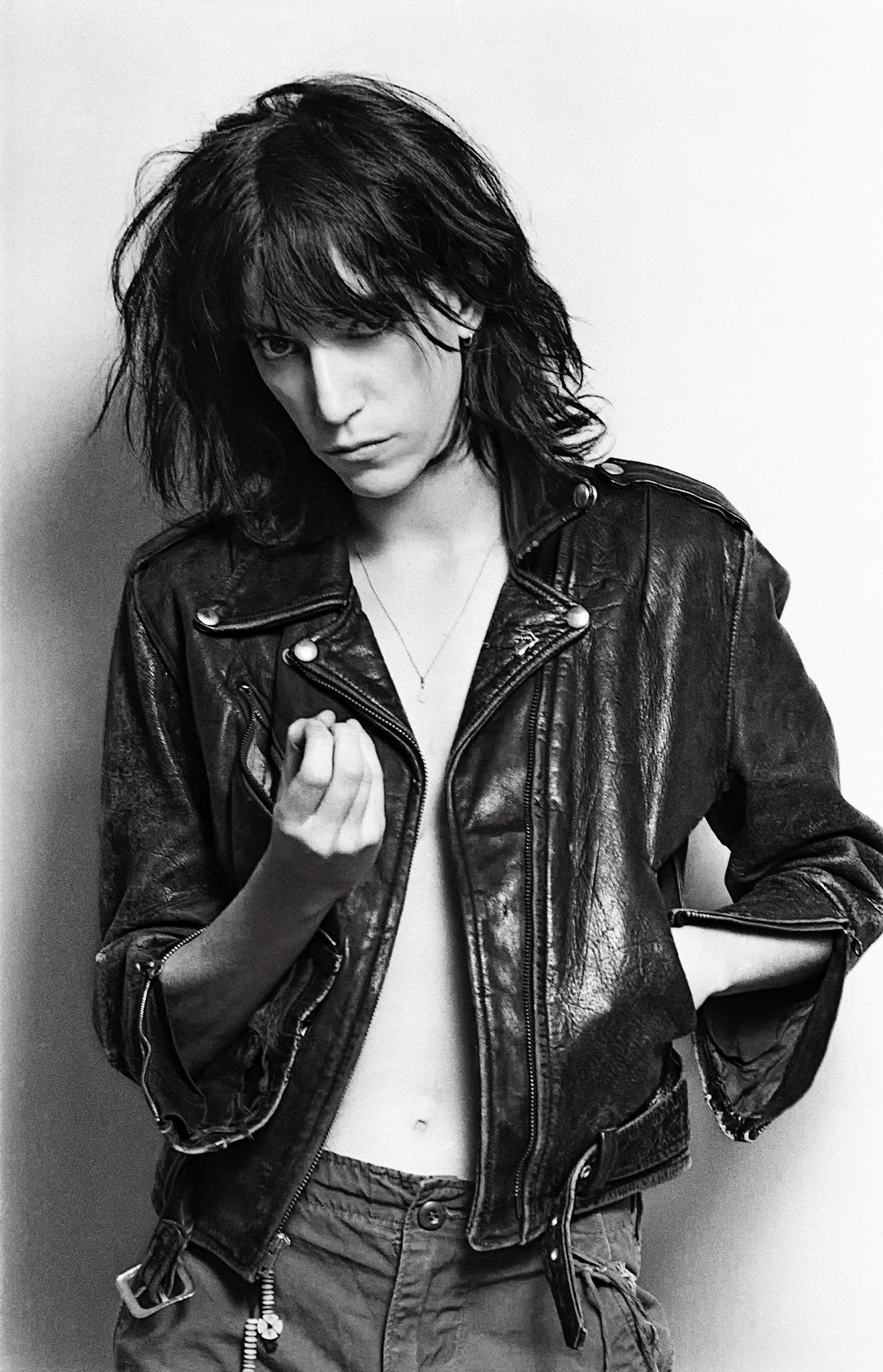 Patti smith nackt fake