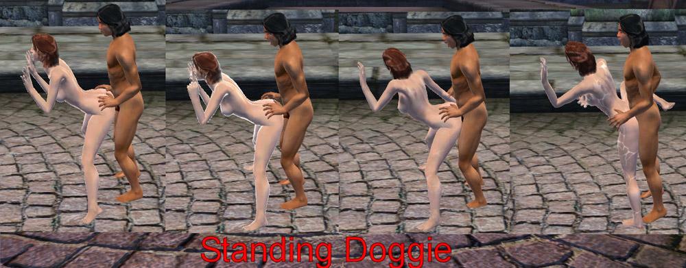 Oblivion sex mods nude