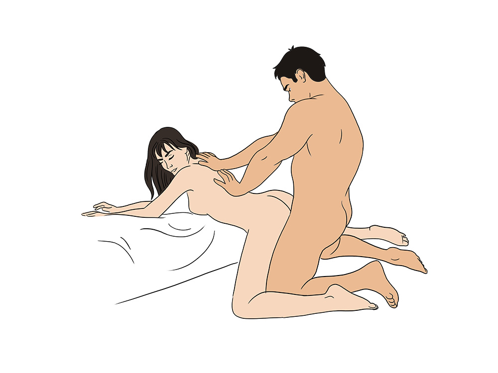 Anal sex best positions