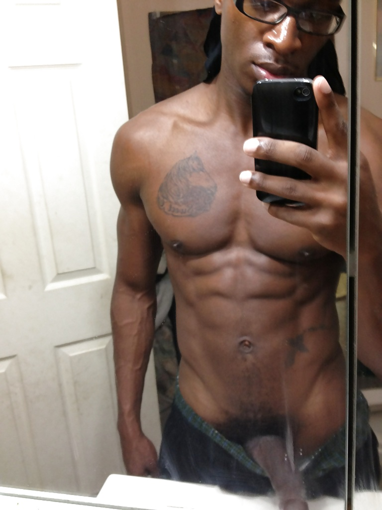 Nudes cock huge mans selfies with black