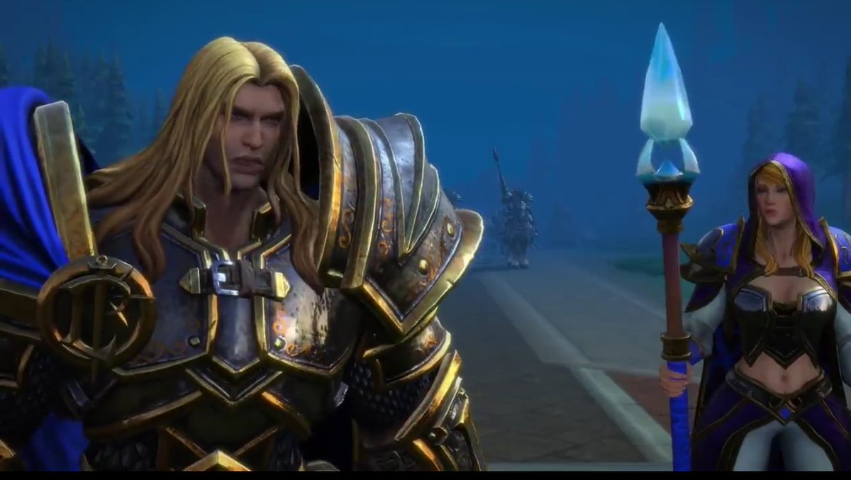 Jaina proudmoore and art has