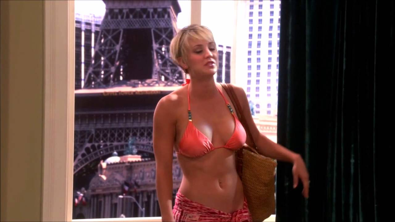 Kaley cuoco big bang porn