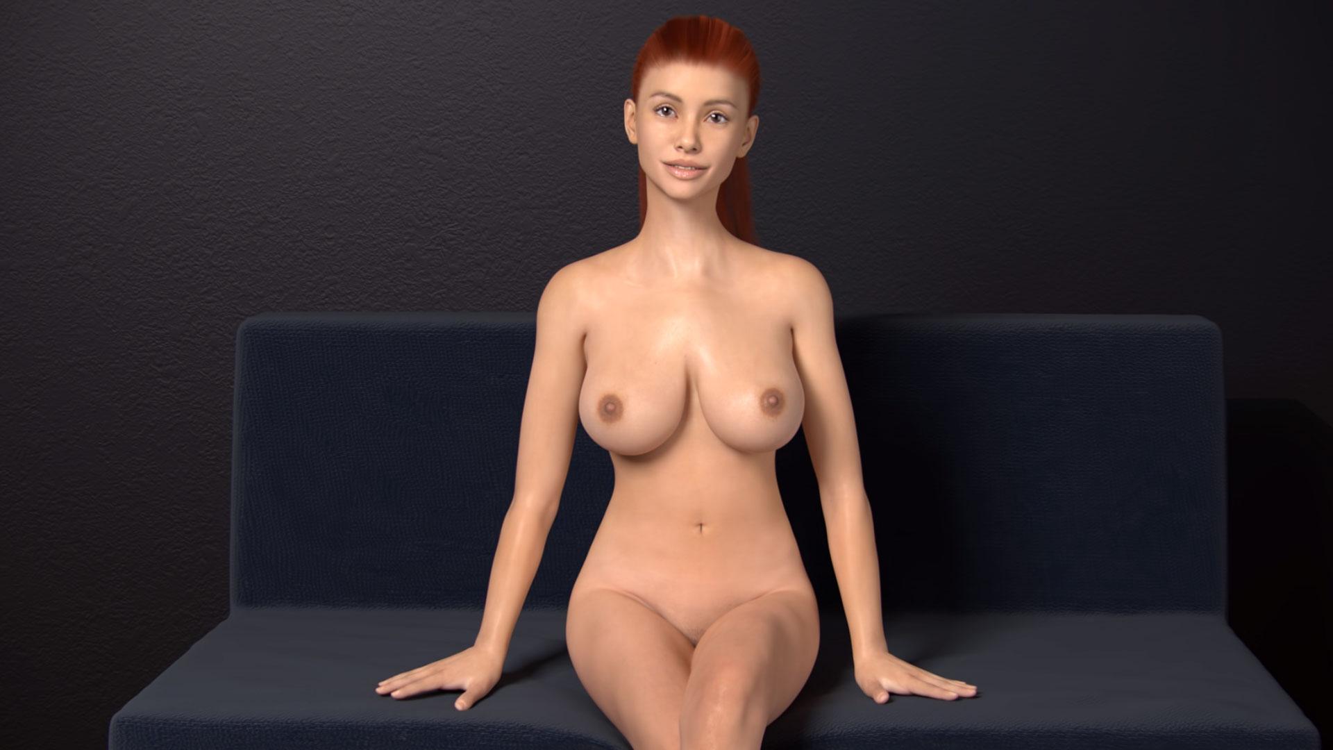 Porn virtual girl games