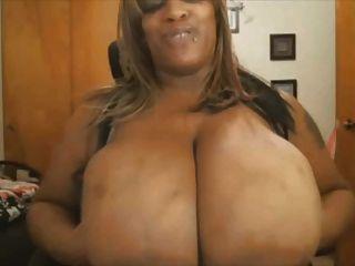 Bbw big black tits