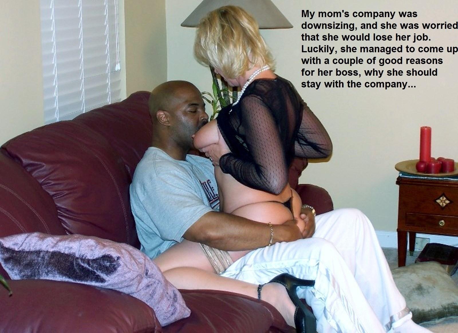 Boss caption porn pics. com