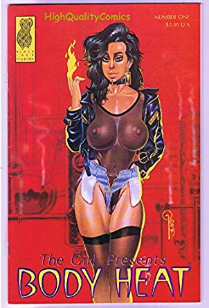 Kevin taylor adult comics