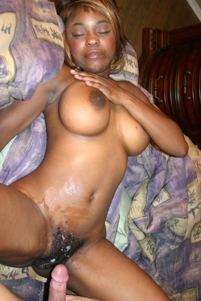Ebony hairy pussy porn