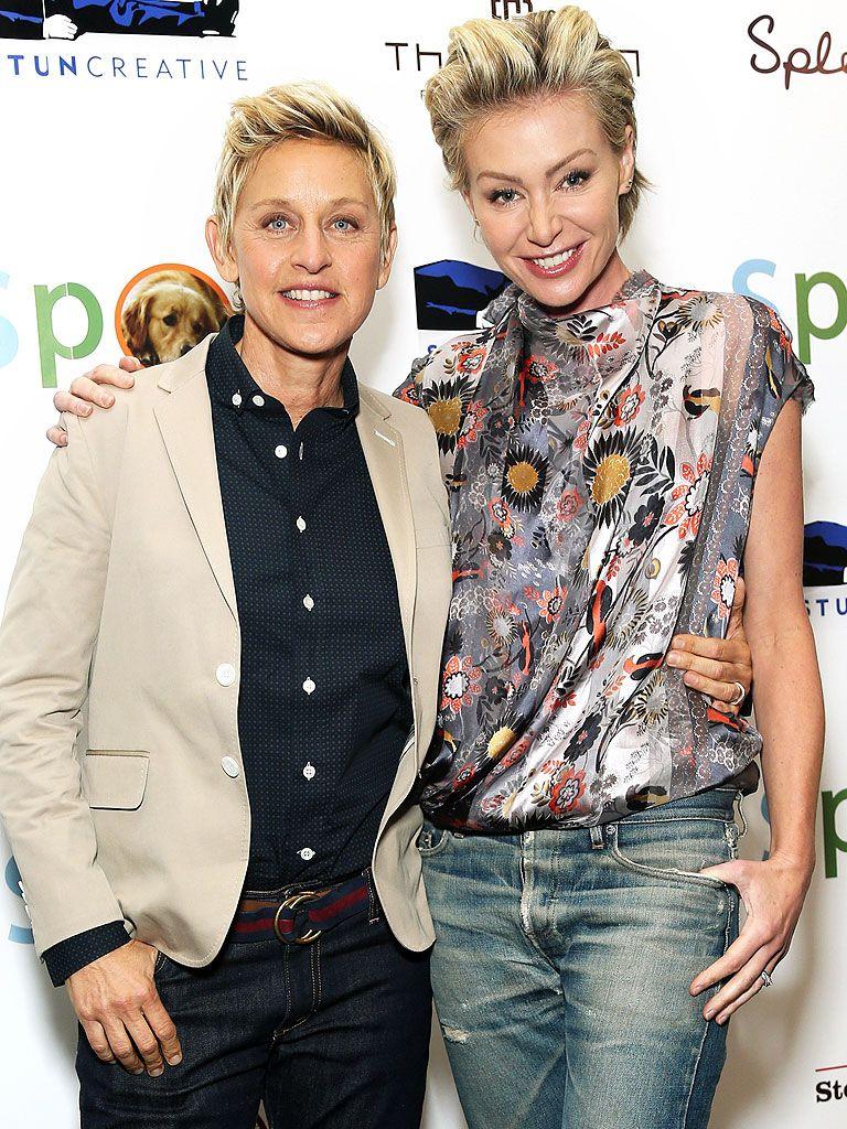 Ellen degeneres lesbian sex