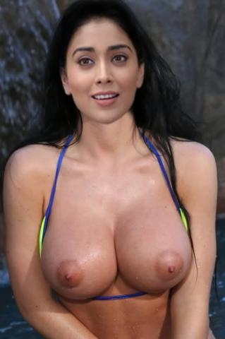 Black saran fuck cock sexy boob sriya