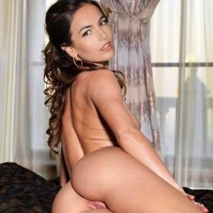 Girl big naked ass