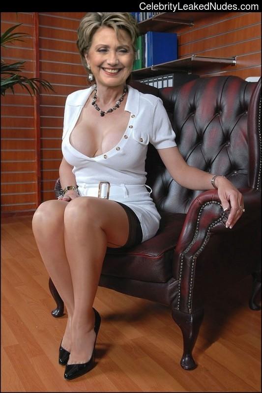 Hillary clinton sexy pussy