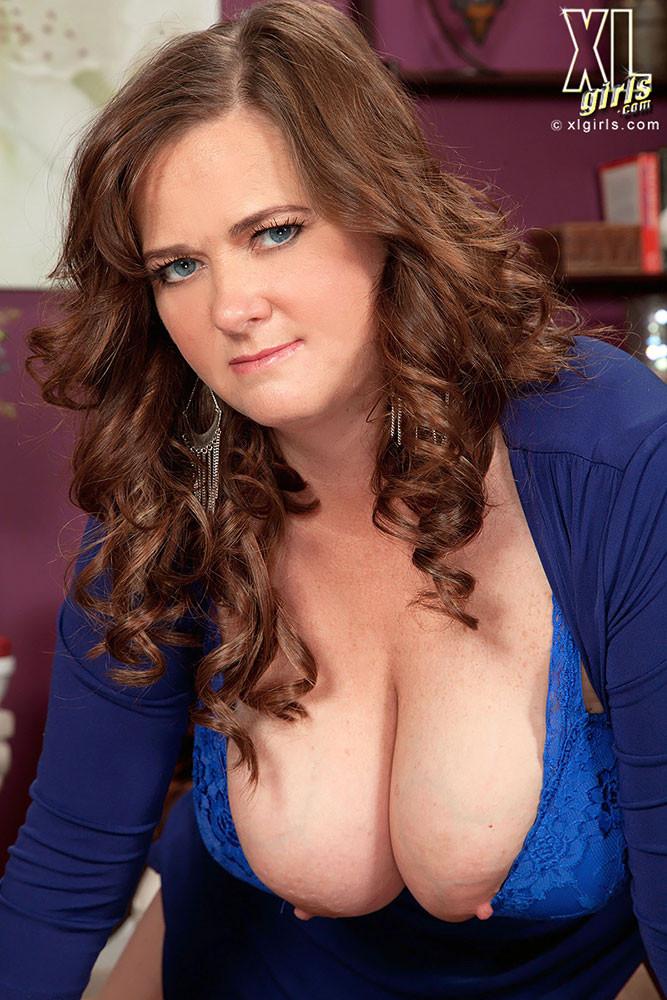 Gracie blue xl girl