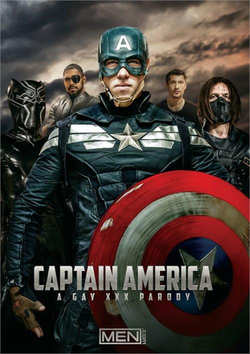 Free captain america porn