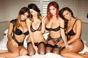 Danielle sharp and lucy collett