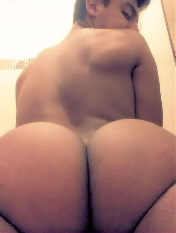 Twink ass bubble butt