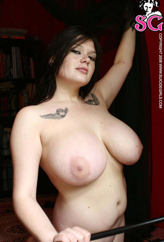 Suicide girls big tits