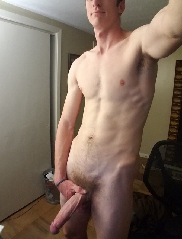 Nude naked cock man