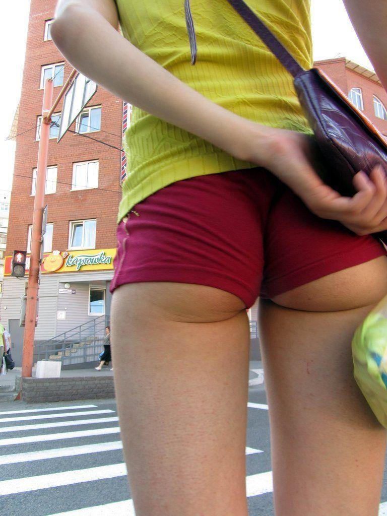 Short shorts porn captions
