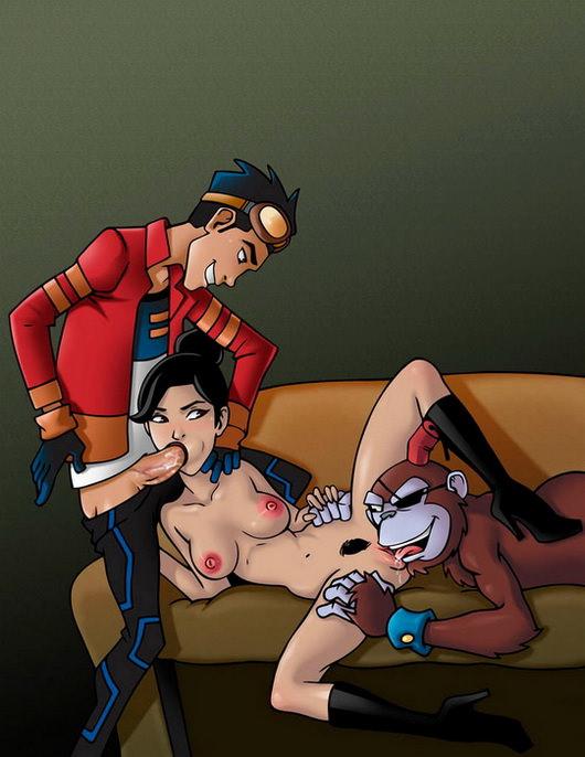 Generator rex circe porn