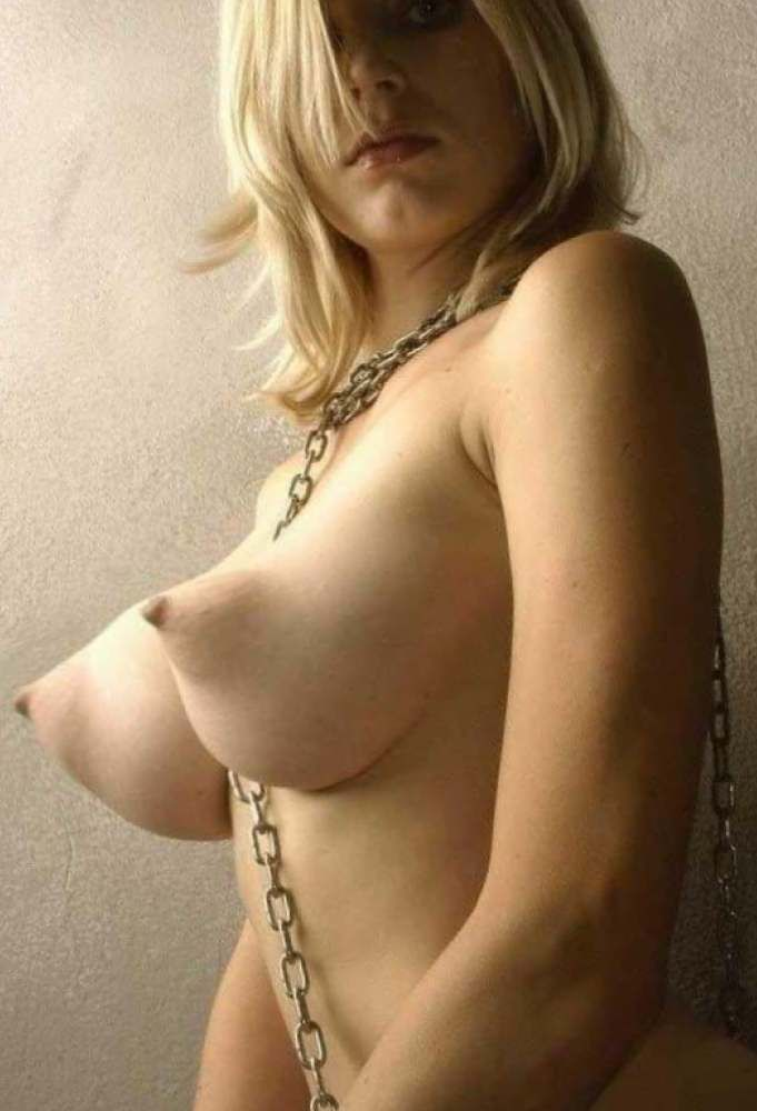 Banana boobs puffy nipples