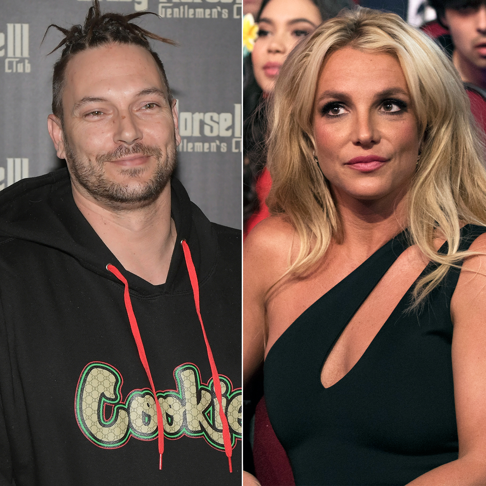 Spears and britney kevin federline