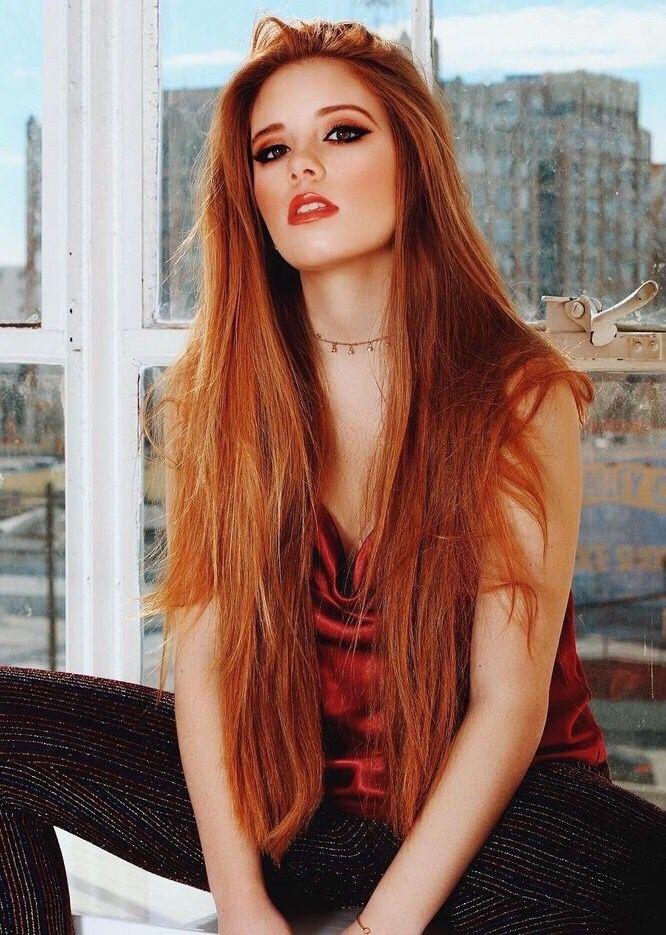 Super hot redhead girls