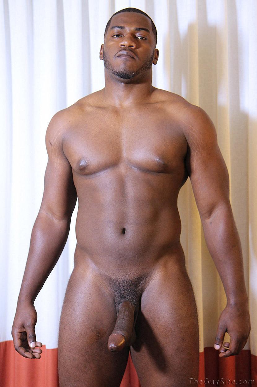 Naked pic for man black