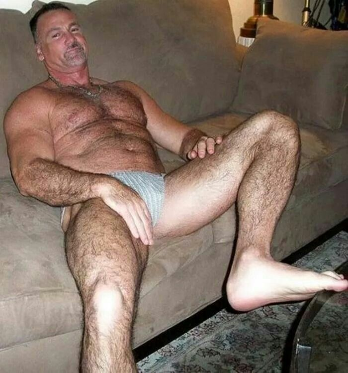 Mature nude muscle men