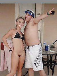 Bottomless teen girl selfie pic
