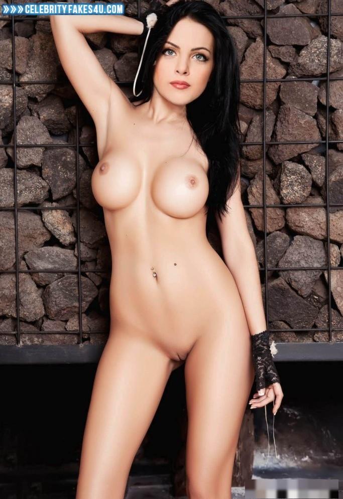 Elizabeth gillies naked pics